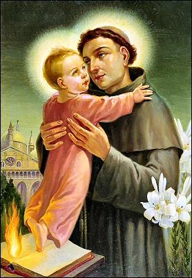 Postul Sfantului Anton de Padova – Novena