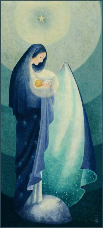 Rugaciune catre Fecioara Maria