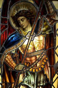 Rugaciune pentru curaj cu Arhanghelul Mihail