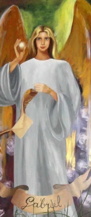 Rugaciune catre Arhanghelul Gabriel