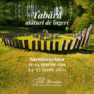 Angel Retreat – Sarmizegetusa – 2021