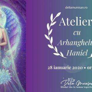 Intuitia – Calea Inimii – Atelier cu Arhanghelul Haniel