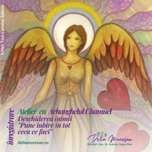 Atelier cu Arhanghelul Chamuel (înregistrare)